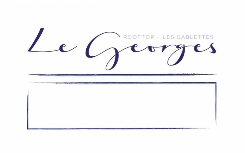 """Le bar """"Le Georges"""" aux Sablettes"""