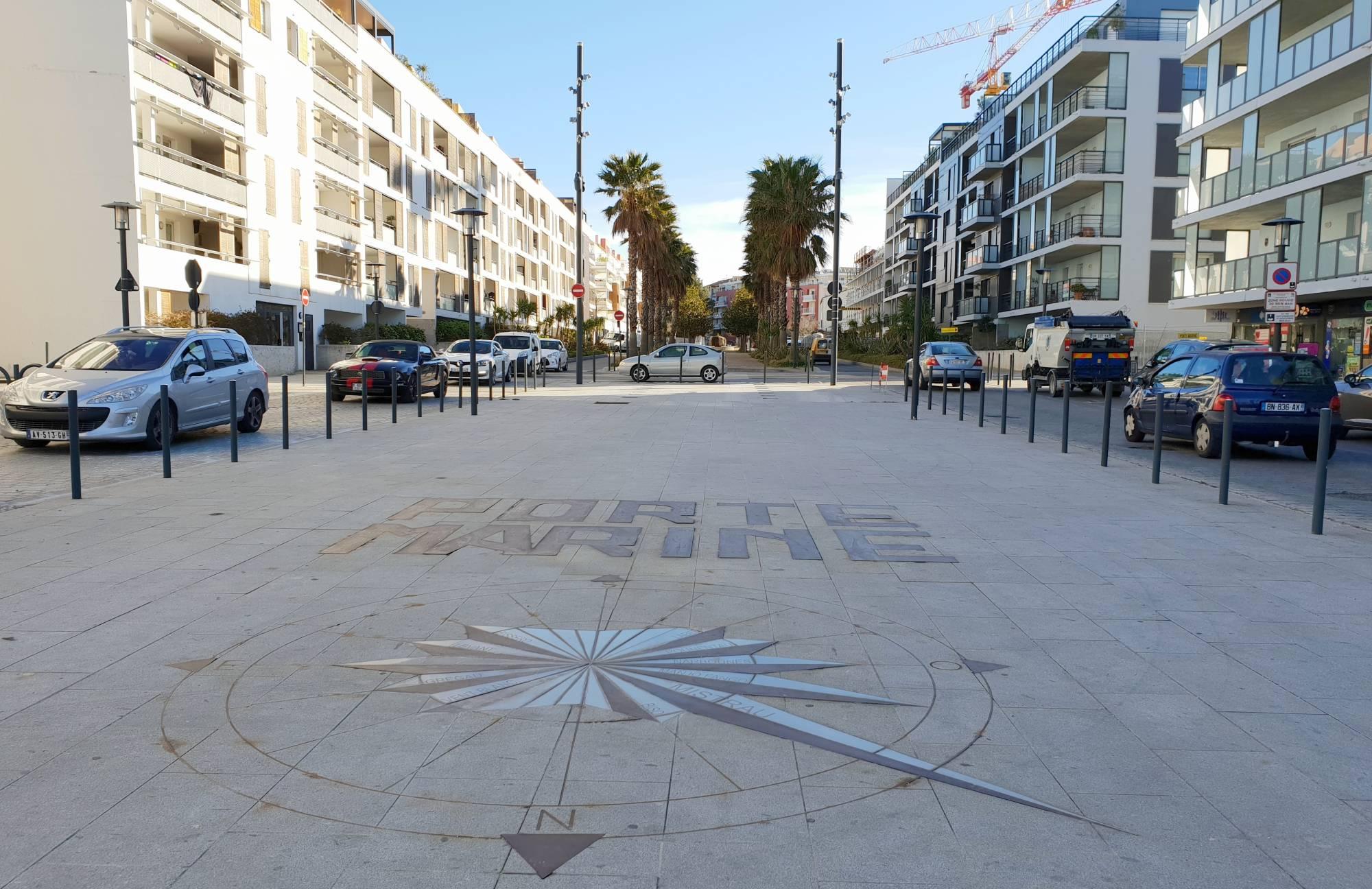Quartier Porte Marine