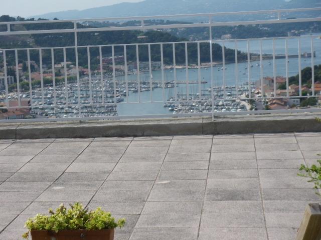 Archives appartement t2 f2 saint mandrier sur mer village for Immobilier toit terrasse