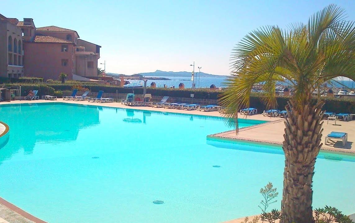 Appartement t3 avec vue mer a vendre dans r sidence avec - Residence vacances var avec piscine ...