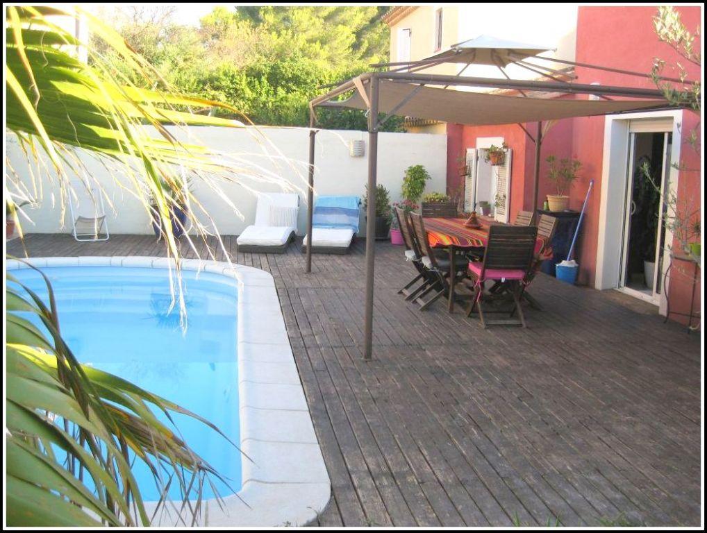Maison 4 pi ces 90m avec piscine et garage immobilier la for Garage 2000 la seyne