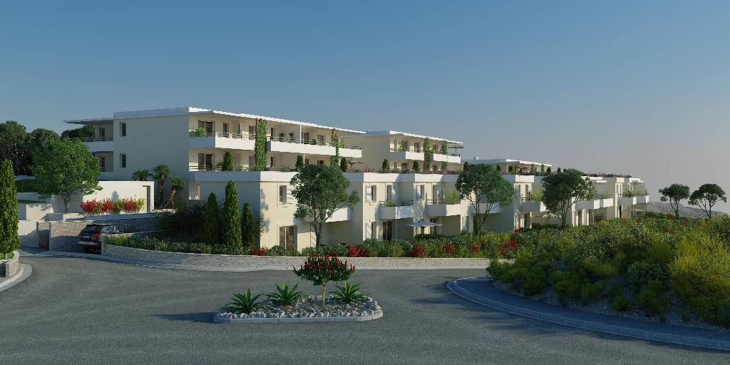 Maison dans programme neuf de 12 villas