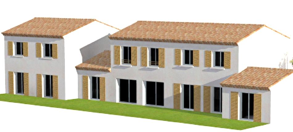 a vendre maison neuve en vefa la seyne sur mer 83500. Black Bedroom Furniture Sets. Home Design Ideas