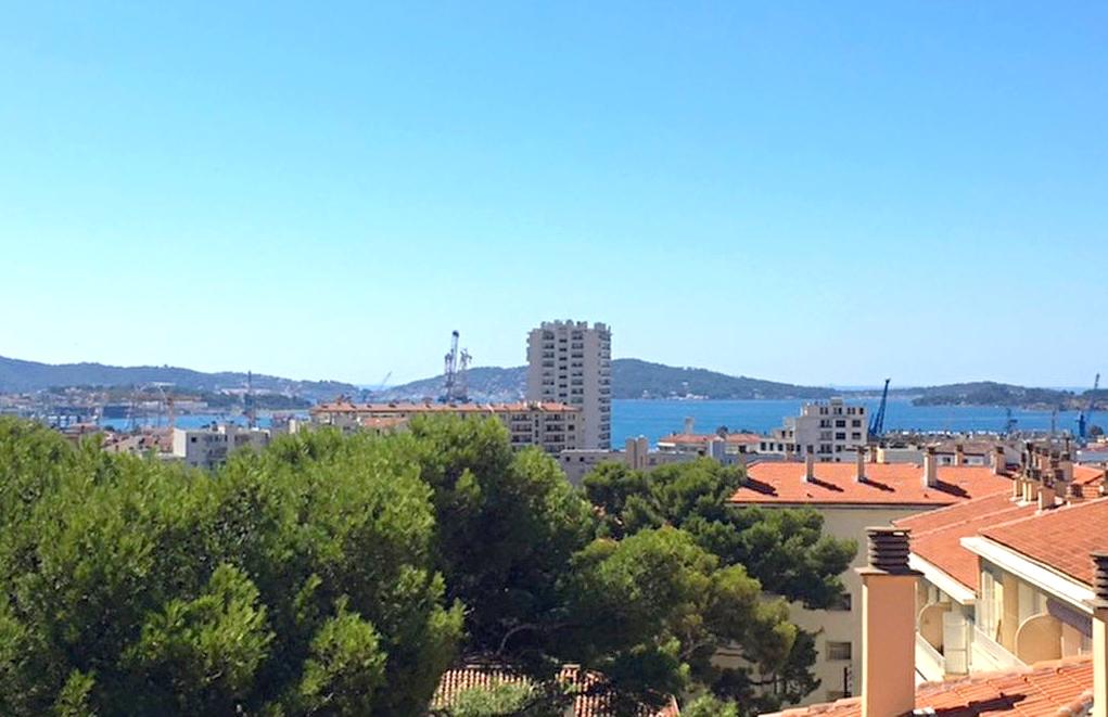 Appartement (T4) en vente à Toulon